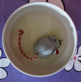 Blöt mus